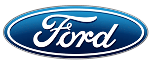 Ford Logo Drone Photography Melbourne