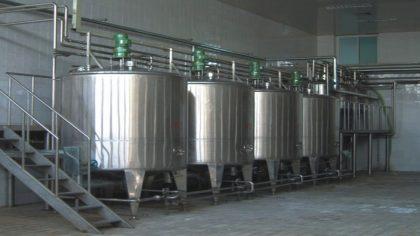 Fermenter Tanks